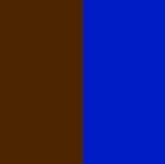 Demi Marrón - Azul